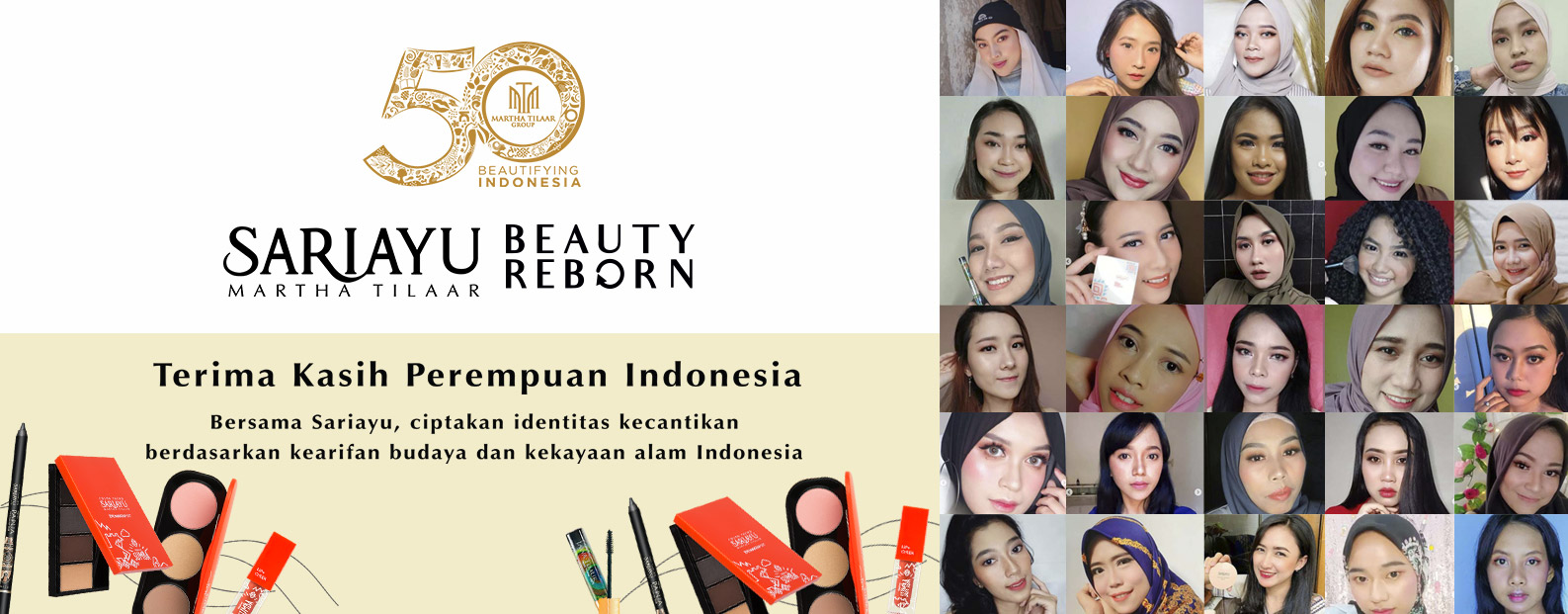 Sariayu Beauty Reborn
