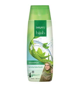 Shampoo Hijab 180 mL