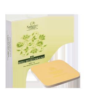 Refill Bedak Dwiguna SPF 15 Kuning Pengantin 13 g
