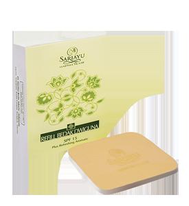 Refill Bedak Dwiguna SPF 15 Kuning Langsat 13 g