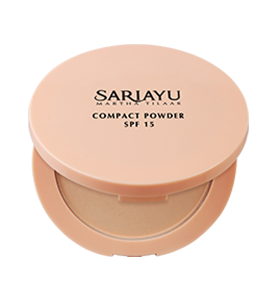Compact Powder SPF 15 Sawo Matang 15 g